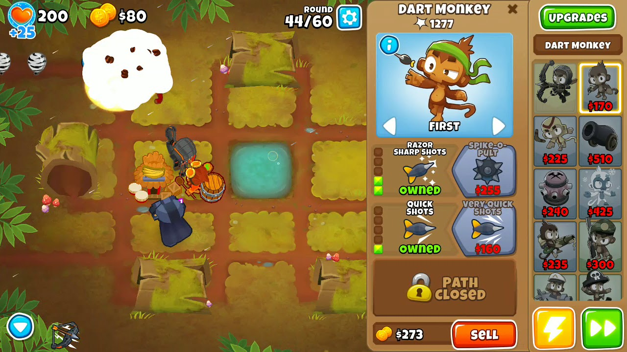 Bloons Tower Defence 6 (LOGS) [Deflation]