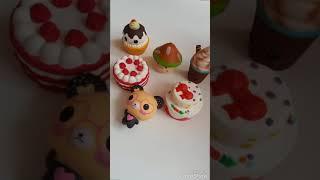 Игрушки Сквиш Антистресс Squishy toys