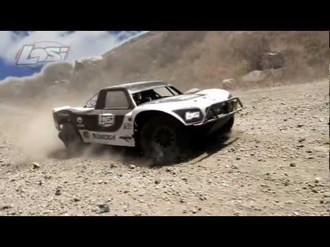 Losi: 1/5 5IVE-T 4WD Off-Road Truck Black Bind-N-Drive: Losi
