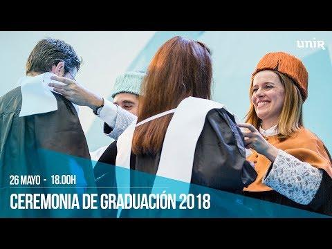 Graduación 2018 Logroño | UNIR