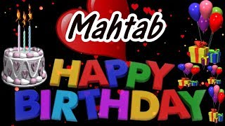 Mahtab Happy Birthday Song New Video 2019
