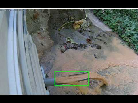 Construction site Silt Monitoring using Video Analytics