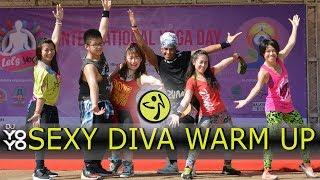 Sexy Diva Zumba® Fitness Warm Up 2017 by (Zin Yoyo Sanchez & Dj Yoyo Sanchez)