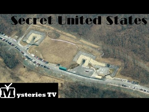 Top 10 Secret United States Government Bunkers