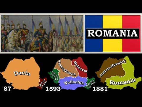 Who Owned Romania? (350 BC - 2017)