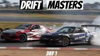 DRIFT MASTERS in the SONVIA   Saturday   The Bend