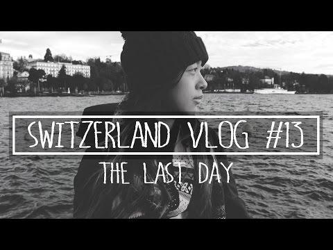 SWITZERLAND VLOG #13   LAST DAY IN LAUSANNE