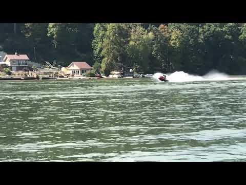 Jet Ski Fun Cheat Lake WV 09/24/17