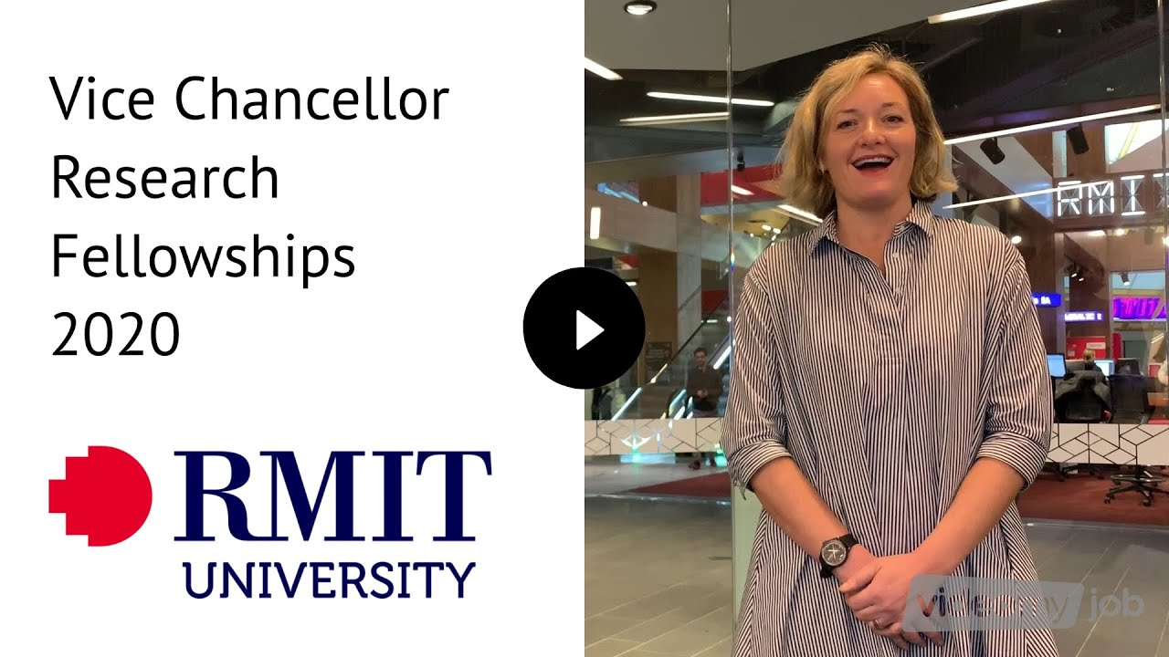 Vice-Chancellor's Research Fellowships
