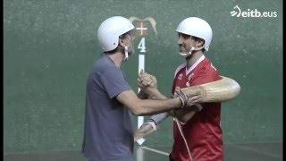 Willy Toledo ¡jugando a Cesta Punta!