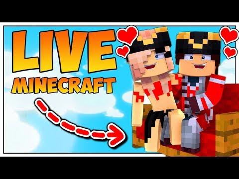 [🔴] LIVE MINECRAFT ► VENEZ CONSTRUIRE UNE VILLE AVEC MOI ! thumbnail