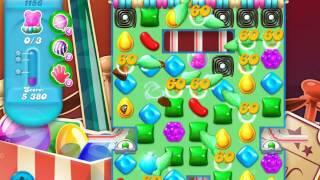 Candy Crush Soda Saga Level 1156 (nerfed)