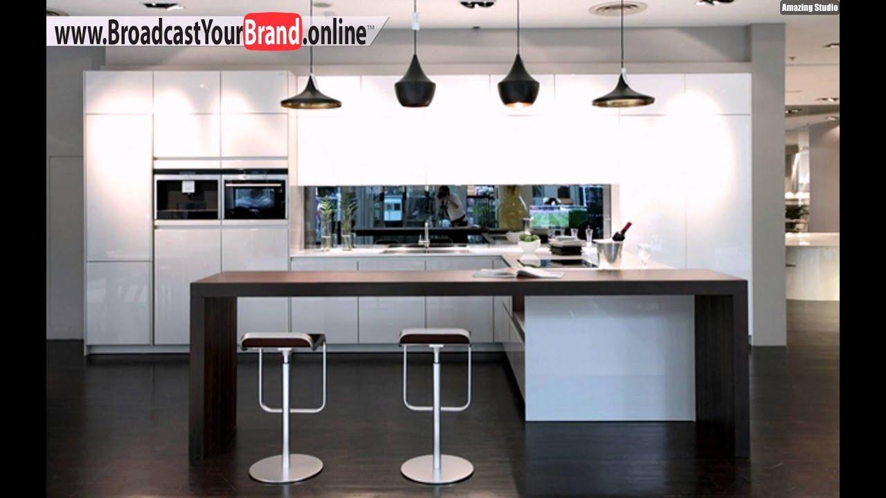 siematic beleuchtung unternehmen moderne kücheneinrichtung - youtube, Kuchen