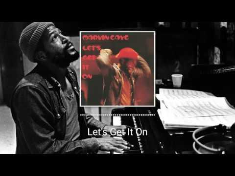 Marvin Gaye - Let's Get It On (Reissue) (1973) Full Album