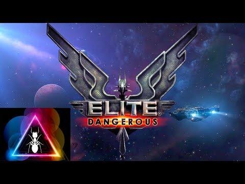 Elite Dangerous - A bit of Exploration