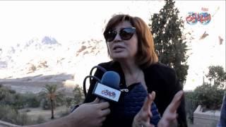 أخبار اليوم | الهام شاهين :  مصر ملتقى الاديان وستظل الى الابد