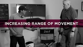 Increasing Range of Movement for Senior Golfers