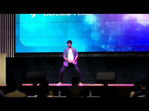 Best solo dance performance || Bollywood Dance || Abhi mujhme kahin || Slow Motion
