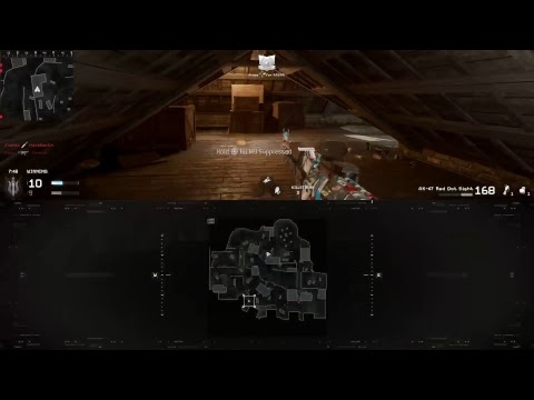 Call Of Duty Modern Warfare Remastered Split Screen Youtube