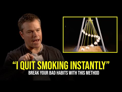 Break Your Bad Habits INSTANTLY! The Hollywood Method