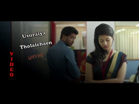 Usuraiya Tholaichaen New Love - Tamil Album Song