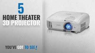 Top 5 Home Theater 3D Projector [2018]: Epson Home Cinema 2045 1080p 3D Miracast 3LCD Home Theater