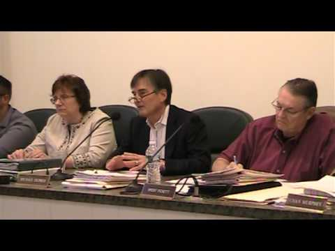 Town of Hyde Park, NY Planning Board Meeting  April 5, 2017