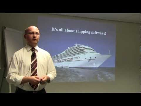 Gerhard Leonhartsberger, Raibau: Shipping Software