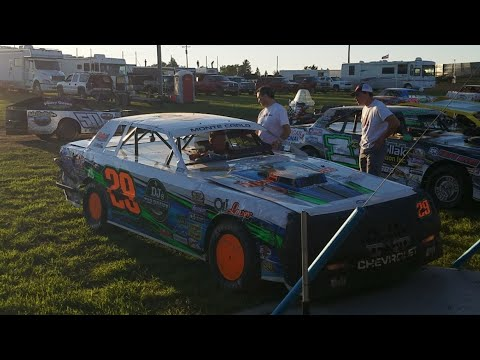 🔴Jeff Crouse Racing Live🔴 Casino Speedway.  8/27/17