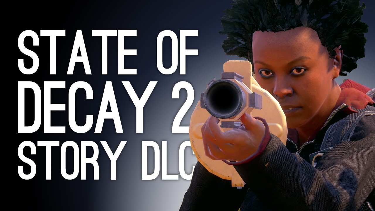 State of Decay 2 Heartland DLC Gameplay: ZOMBIE ROADTRIP! Let's Play State  of Decay 2 DLC