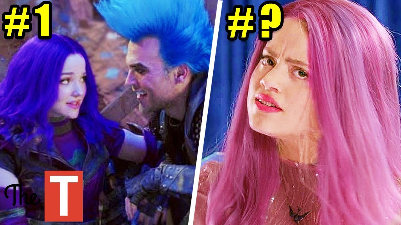 Disney's Descendants: Best Songs Ranked from Descendants 3 To The Original Movie