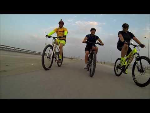 Bahrain Bike Ride - Double Dragon