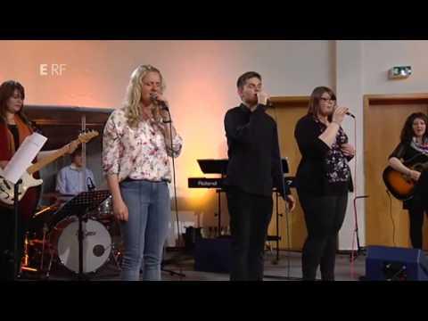 ERF Gottesdienst - Freie Christengemeinde Die Brücke - Glück ist mehr als Glücksache