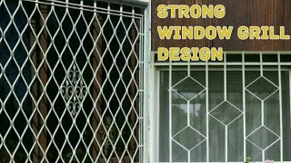 Strong safety iron window grills,iron window grills(part-5)