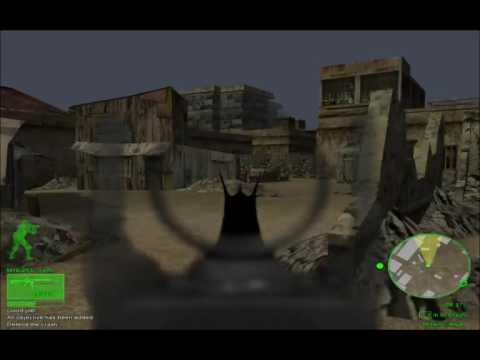Delta Force Black Hawk Down Custom Mission: Afgan