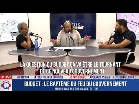 Budget : le baptême du feu du gouvernement - RDL#133