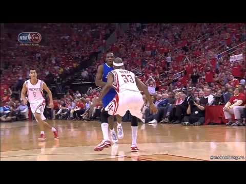 Corey Brewer flop against Clippers 5-6-15