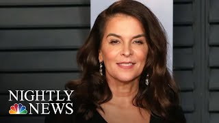 Actress Annabella Sciorra Gives Powerful Testimony In Harvey Weinstein Trial | NBC Nightly News