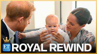 Royal Rewind: Meghan Markle, Prince Harry Share New Photo Of Archie For 2nd Birthday