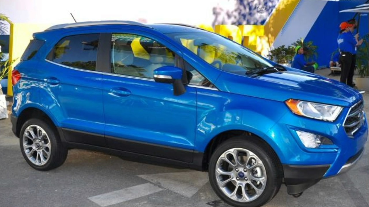 Image Result For Ford Ecosport Trend Youtube