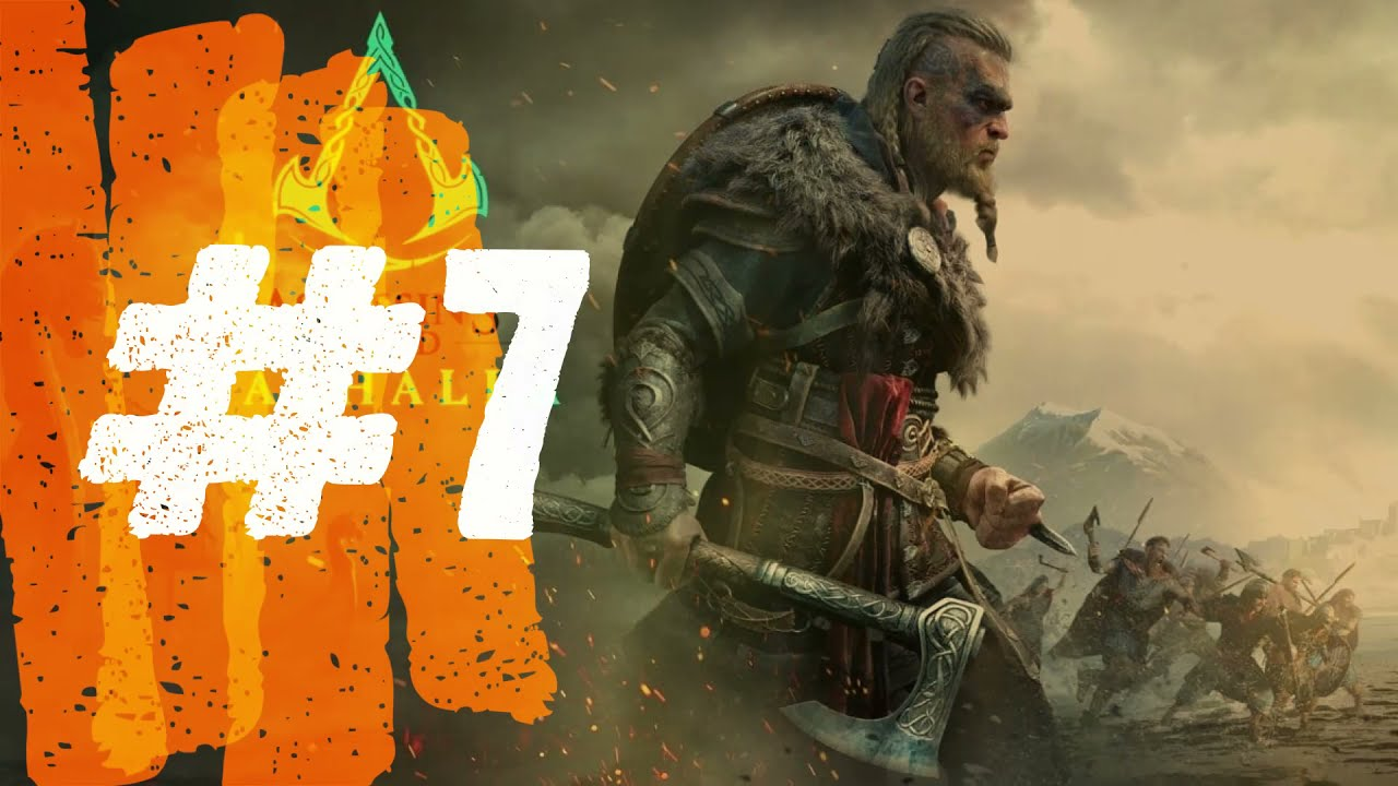 Assassins Creed Valhalla Lets Play Part 7 PS4