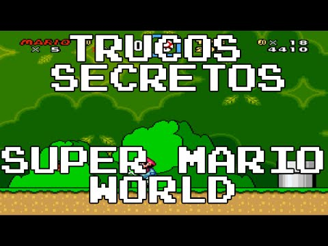 Trucos Secretos: Super Mario World - Retro Toro