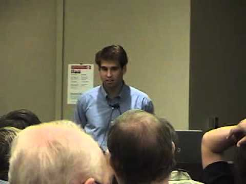 JB Straubel talk on Tesla Electric Car at EAA of SV