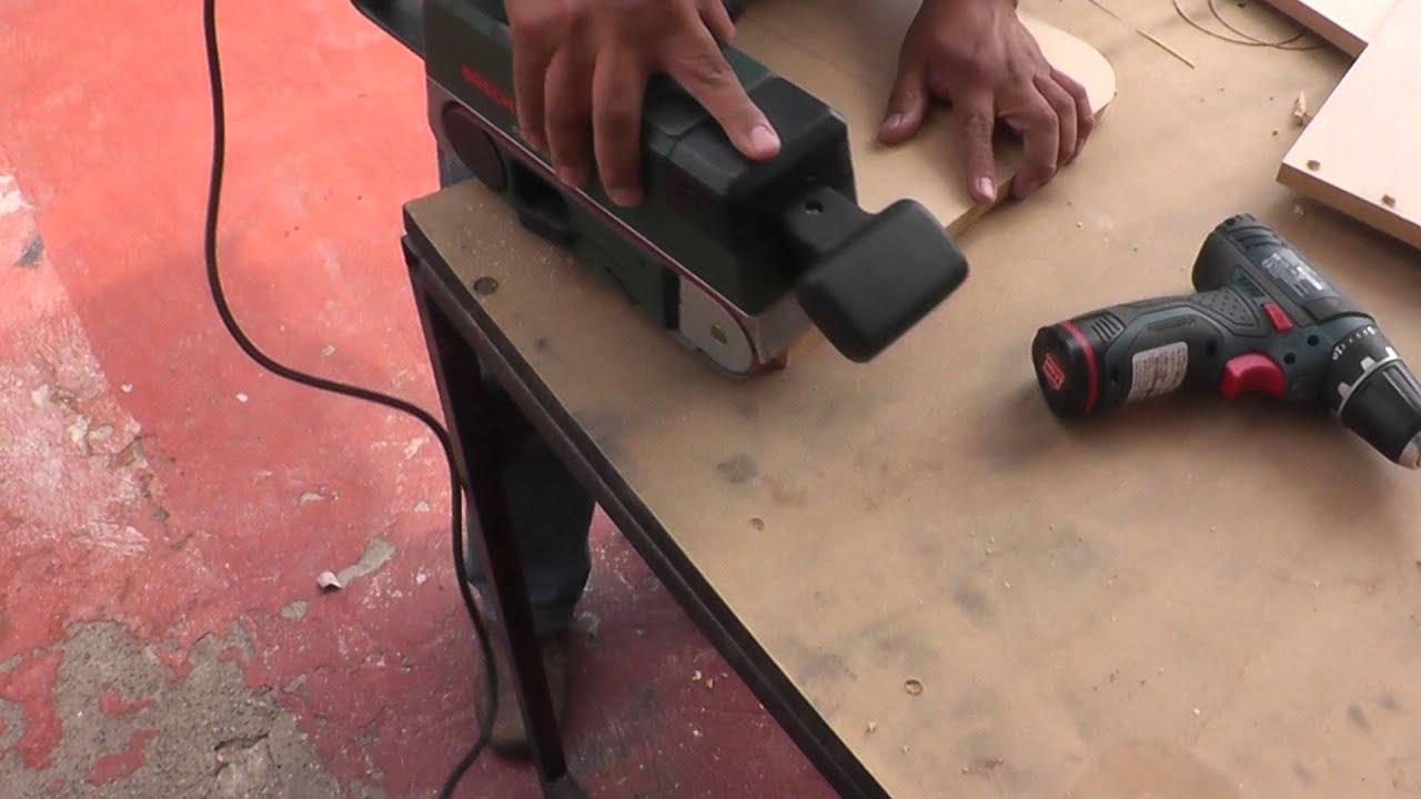 Como hacer una zapatera youtube for Como hacer una zapatera de madera sencilla
