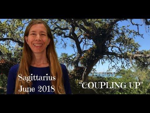 Sagittarius June 2018 ~ COUPLING UP ~ Astrology/Horoscope