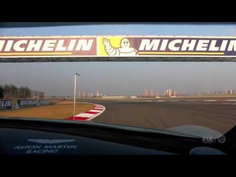 Onboard - Aston Martin #97 in Free Practice 2 in Shanghai