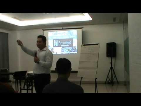 Seminar Futurenet - @ Amaris Hotel Tangerang. Part 1