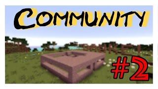 Community Projekt - Mit Niklas (2/2) - Vanilla Minecraft