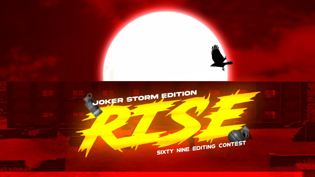 Download RISE-A Pubg Edit Done in PC #JokerStorm @SixtyNine #SixtyNineContest