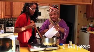 Cooking By Heart: Nigerian Jollof Rice